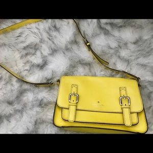 Yellow Kate Spade Crossbody